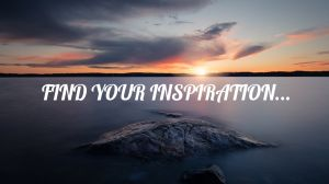 Where to Find Inspiration for Work and Life