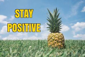 How to Be Positive in a Stressful Business World