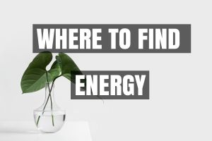 How to Get Your Energy Back for Better Work
