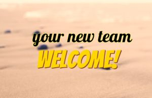 Your New Team: Join and Lead!
